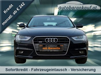 Audi A4 Avant 3,0 TDI quattro DPF S-tronic bei autobarankauf.at – E.R. Auto Handels GmbH in