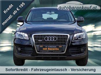 Audi Q5 2,0 TFSI quattro**NAVI**LEDER bei autobarankauf.at – E.R. Auto Handels GmbH in