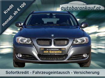 BMW 318d TOURING ÖSTERREICH PAKET AUT.**PDC** bei autobarankauf.at – E.R. Auto Handels GmbH in