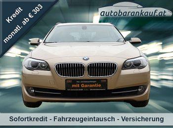 BMW 530d xDrive Touring Österreich-Paket Aut. bei autobarankauf.at – E.R. Auto Handels GmbH in