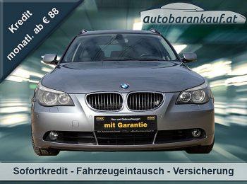 BMW 545i Touring Österreich-Paket Aut. bei autobarankauf.at – E.R. Auto Handels GmbH in