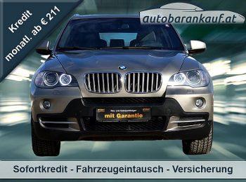 BMW X5 xDrive35d Österreich-Paket Aut. bei autobarankauf.at – E.R. Auto Handels GmbH in