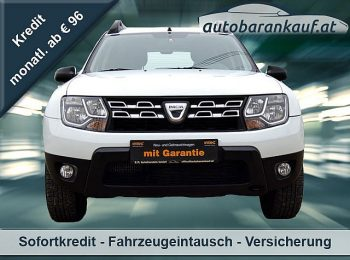 Dacia Duster Lauréate dCi 110 bei autobarankauf.at – E.R. Auto Handels GmbH in
