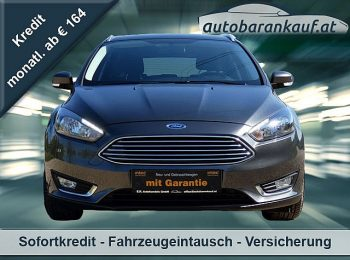 Ford Focus Traveller 1,0 EcoBoost Titanium**WIE NEU bei autobarankauf.at – E.R. Auto Handels GmbH in