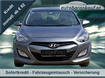 Hyundai i30 1,4 CRDi Europe Plus**TOP ZUSTAND** bei autobarankauf.at – E.R. Auto Handels GmbH in