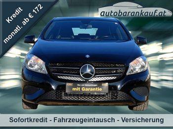 Mercedes-Benz A 180 BlueEfficiency Edition Lifestyle bei autobarankauf.at – E.R. Auto Handels GmbH in
