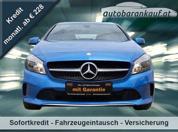 Mercedes-Benz A 250 4MATIC Aut.**NUR 35.000KM** bei autobarankauf.at – E.R. Auto Handels GmbH in
