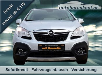 Opel Mokka 1,6 Ecotec Cosmo Start/Stop System bei autobarankauf.at – E.R. Auto Handels GmbH in