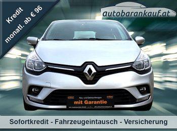 Renault Clio Zen 1,2 16V 75**WIE NEU** bei autobarankauf.at – E.R. Auto Handels GmbH in