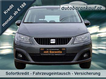 Seat Alhambra Style 2,0 TDI CR DPF bei autobarankauf.at – E.R. Auto Handels GmbH in