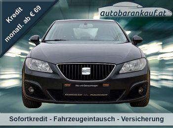 Seat Exeo Style 2,0 TDI CR bei autobarankauf.at – E.R. Auto Handels GmbH in