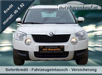 Skoda Yeti Experience A 1,4 TSI**NUR 70.000KM** bei autobarankauf.at – E.R. Auto Handels GmbH in