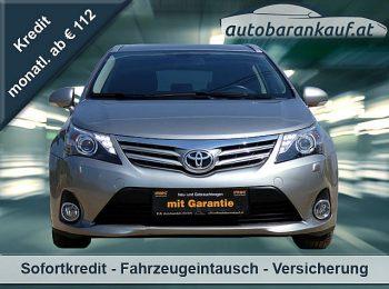 Toyota Avensis 2,0 D4-D 125 DPF Comfort**NAVI** bei autobarankauf.at – E.R. Auto Handels GmbH in