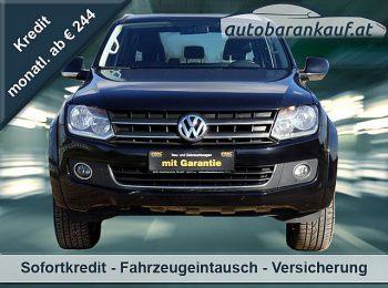 VW Amarok DoubleCab Highline BMT BiTDI 4×4 bei autobarankauf.at – E.R. Auto Handels GmbH in