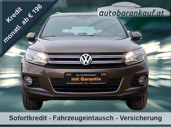 VW Tiguan 2,0 TDI BMT 4Motion Track&Style DPF DSG bei autobarankauf.at – E.R. Auto Handels GmbH in