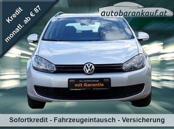 VW Golf Variant Trendline BMT 1,6 TDI DPF bei autobarankauf.at – E.R. Auto Handels GmbH in