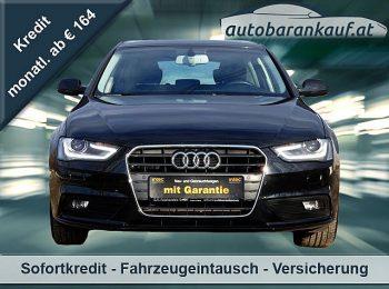 Audi A4 Avant 2,0 TDI DPF**NAVI**1.Besitz** bei autobarankauf.at – E.R. Auto Handels GmbH in