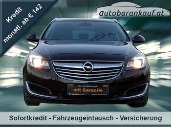 Opel Insignia ST 2,0 CDTI ecoflex Edition Start/Stop System bei autobarankauf.at – E.R. Auto Handels GmbH in