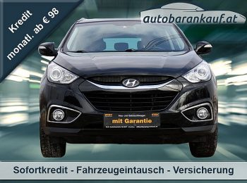 Hyundai iX35 1,7 CRDi Premium DPF bei autobarankauf.at – E.R. Auto Handels GmbH in