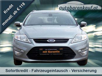 Ford Mondeo Titanium 2,0 TDCi DPF bei autobarankauf.at – E.R. Auto Handels GmbH in