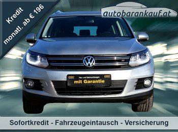 VW Tiguan 2,0 TDI BMT 4Motion Sport&Style DPF DSG bei autobarankauf.at – E.R. Auto Handels GmbH in