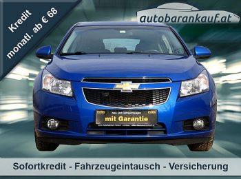Chevrolet Cruze 2,0 LT DPF**NAVI** bei autobarankauf.at – E.R. Auto Handels GmbH in