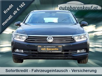 VW Passat Variant Comfortline 2,0 TDI bei autobarankauf.at – E.R. Auto Handels GmbH in