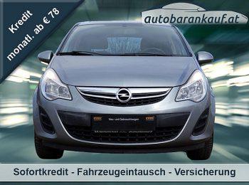Opel Corsa 1,2 Edition bei autobarankauf.at – E.R. Auto Handels GmbH in