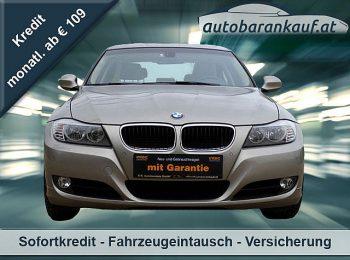 BMW 320i Österreich-Paket ***KREDIT*** bei autobarankauf.at – E.R. Auto Handels GmbH in