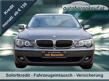 BMW 730i Aut.*LP: 85.796€* bei autobarankauf.at – E.R. Auto Handels GmbH in