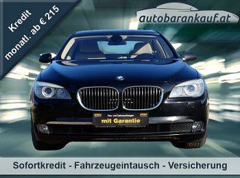 BMW ActiveHybrid 7 bei autobarankauf.at – E.R. Auto Handels GmbH in