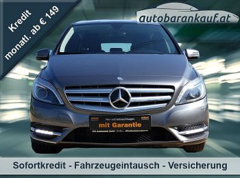 Mercedes-Benz B 250 BlueEfficiency A-Edition Plus Aut. bei autobarankauf.at – E.R. Auto Handels GmbH in