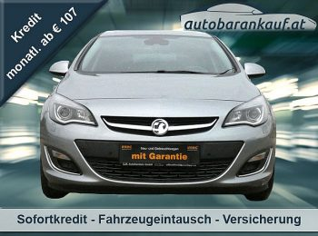 Opel Astra 2,0 CDTI Ecotec Cosmo Start/Stop System bei autobarankauf.at – E.R. Auto Handels GmbH in