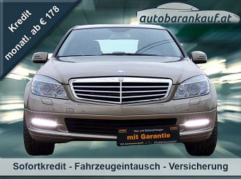 Mercedes-Benz C 350 Elegance BlueEfficiency CDI Aut. bei autobarankauf.at – E.R. Auto Handels GmbH in