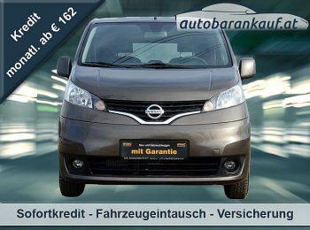 Nissan NV200 Kombi 1,5 dCi 110 Evalia Tekna bei autobarankauf.at – E.R. Auto Handels GmbH in