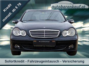Mercedes-Benz C 200 Classic CDI Aut. bei autobarankauf.at – E.R. Auto Handels GmbH in