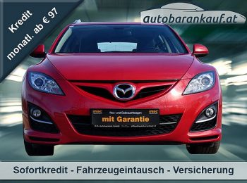 Mazda Mazda 6 Sport Combi CD129 Mirai bei autobarankauf.at – E.R. Auto Handels GmbH in