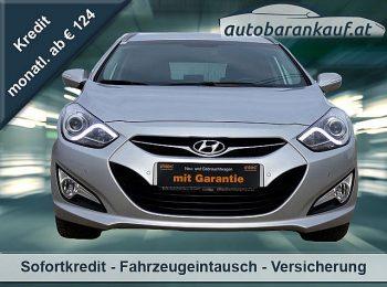 Hyundai i40 Premium 1,7 CRDi DPF bei autobarankauf.at – E.R. Auto Handels GmbH in