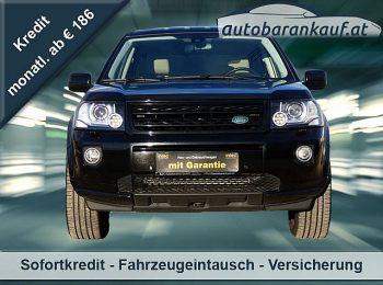 Land Rover Freelander 2,2 TD4 SE Dynamic bei autobarankauf.at – E.R. Auto Handels GmbH in