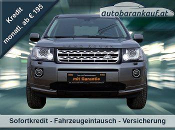 Land Rover Freelander 2,2 SD4 HSE DPF Aut. bei autobarankauf.at – E.R. Auto Handels GmbH in