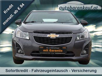 Chevrolet Cruze Wagon 1,4 Turbo ECO LTZ bei autobarankauf.at – E.R. Auto Handels GmbH in