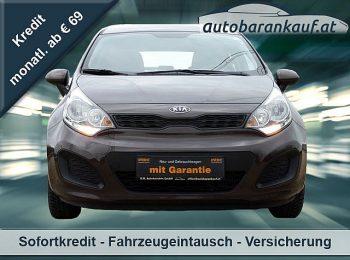 KIA Rio 1,1 CRDi Cool bei autobarankauf.at – E.R. Auto Handels GmbH in