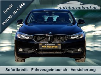 BMW 320d Gran Turismo Aut. bei autobarankauf.at – E.R. Auto Handels GmbH in
