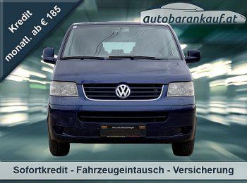 VW Multivan Family 2,5 TDI Tiptronic bei autobarankauf.at – E.R. Auto Handels GmbH in