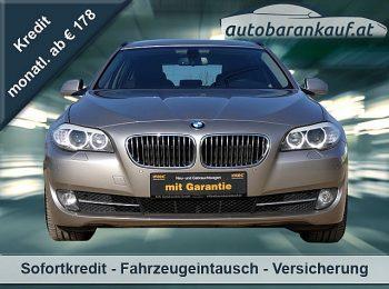BMW 525d xDrive Touring Österreich-Paket Aut. bei autobarankauf.at – E.R. Auto Handels GmbH in