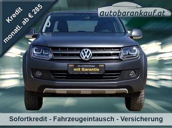VW Amarok Atacama BMT TDI Aut. bei autobarankauf.at – E.R. Auto Handels GmbH in