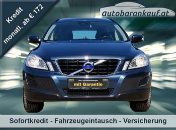Volvo XC60 D3 AWD Kinetic Geartronic bei autobarankauf.at – E.R. Auto Handels GmbH in