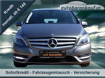Mercedes-Benz B 250 BlueEfficiency A-Edition Plus Aut. bei autobarankauf.at – E.R. Auto Handels GmbH in