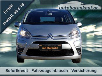Citroën C4 Picasso HDi 110 Edition bei autobarankauf.at – E.R. Auto Handels GmbH in