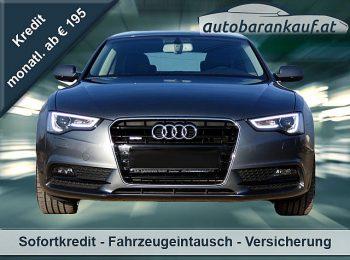 Audi A5 Coupé 2,0 TDI quattro DPF bei autobarankauf.at – E.R. Auto Handels GmbH in